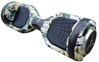 ховърборд 6.5 инча цвят Военен Камуфлаж – цена 259лв.