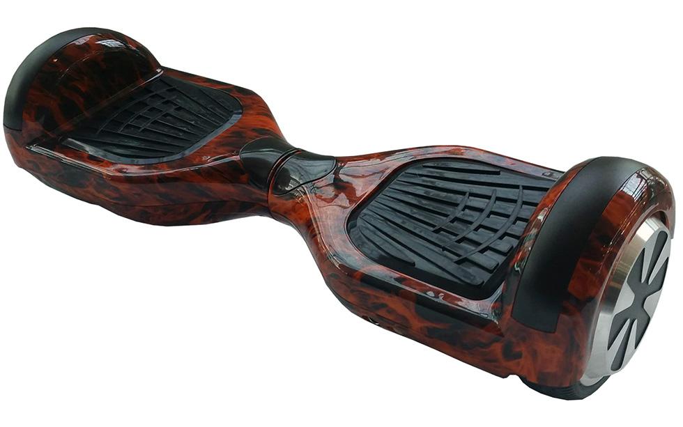 ховърборд 6.5 инча цвят Огнен – цена 329лв.