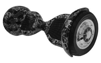 ховърборд 10 инча цвят черепи – цена 384лв