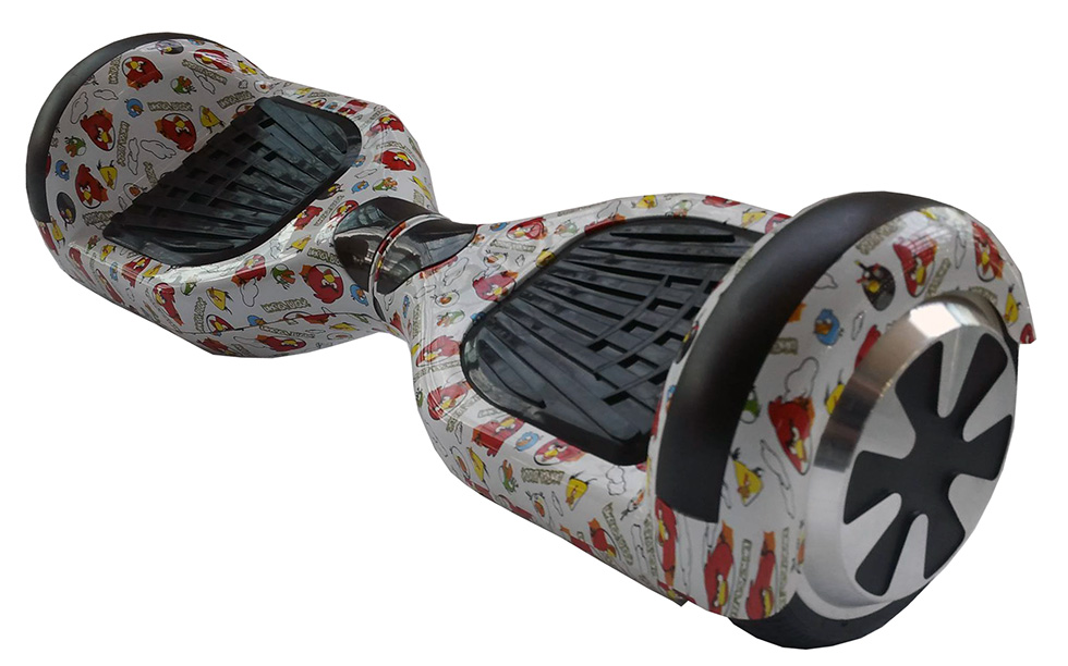 ховърборд 6.5 инча цвят ядосаните птици – цена 299лв