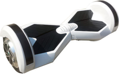 ховърборд 8 инча цвят Бял – цена 245лв