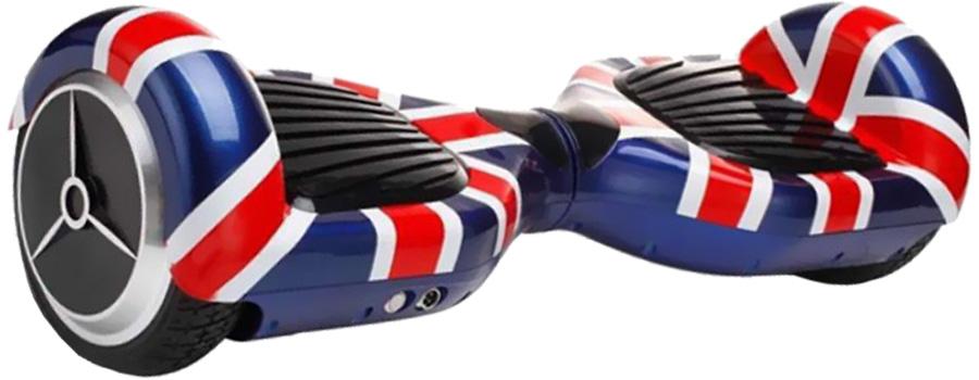 ховърборд 6.5 инча UK знаме гръб