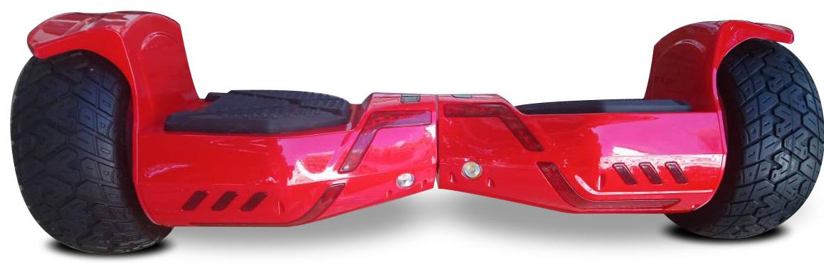 ховърборд Hammer-2 цвят Червен модел 2017 изглед отпред