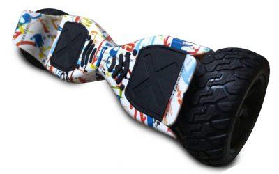 Ховърборд 8.5 инча Hummer Графити – Цена 430лв.